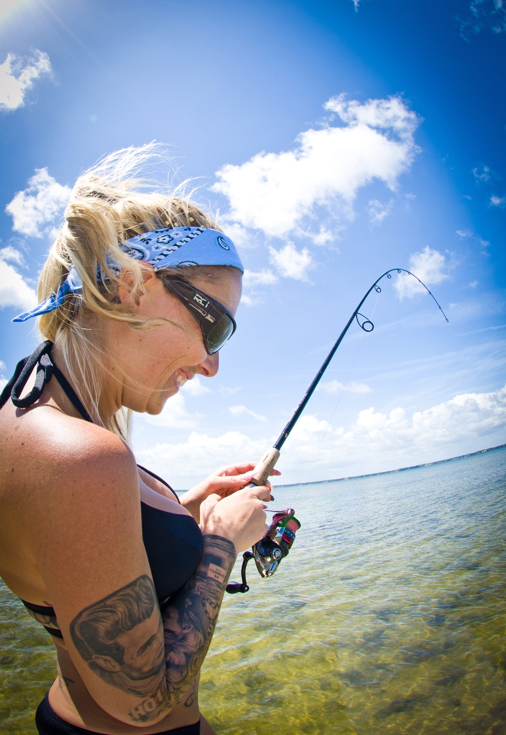 girls who fish