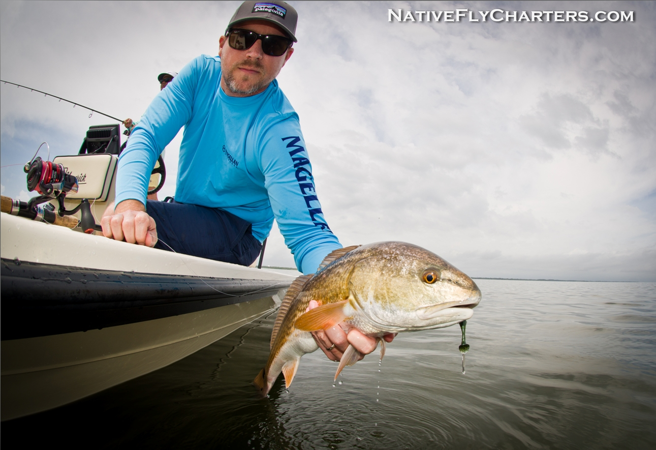 Mosquito Lagoon fishing guides