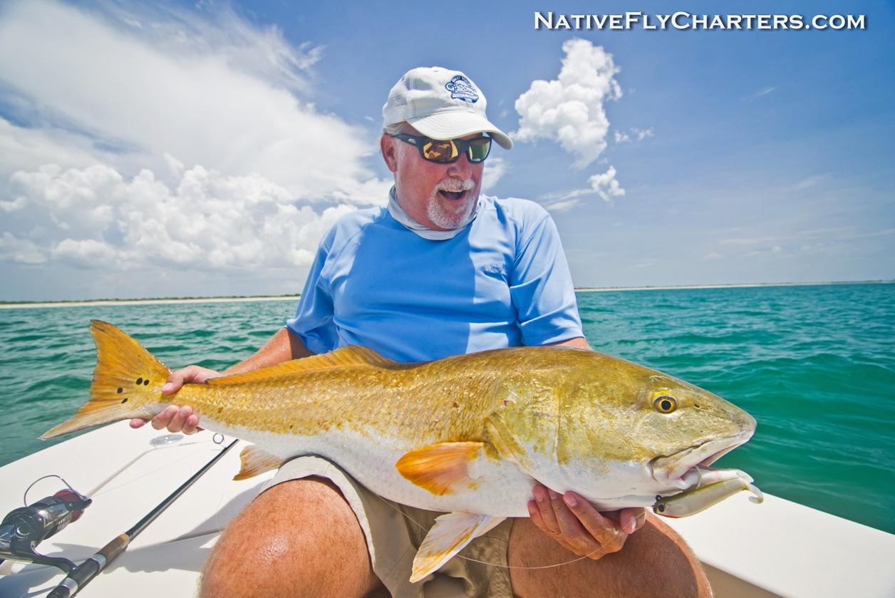 Cocoa Beach Redfish