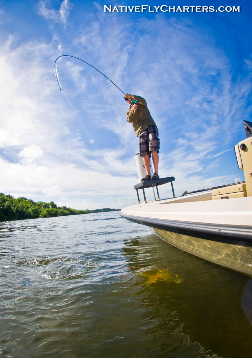 native fly charters fly fishing