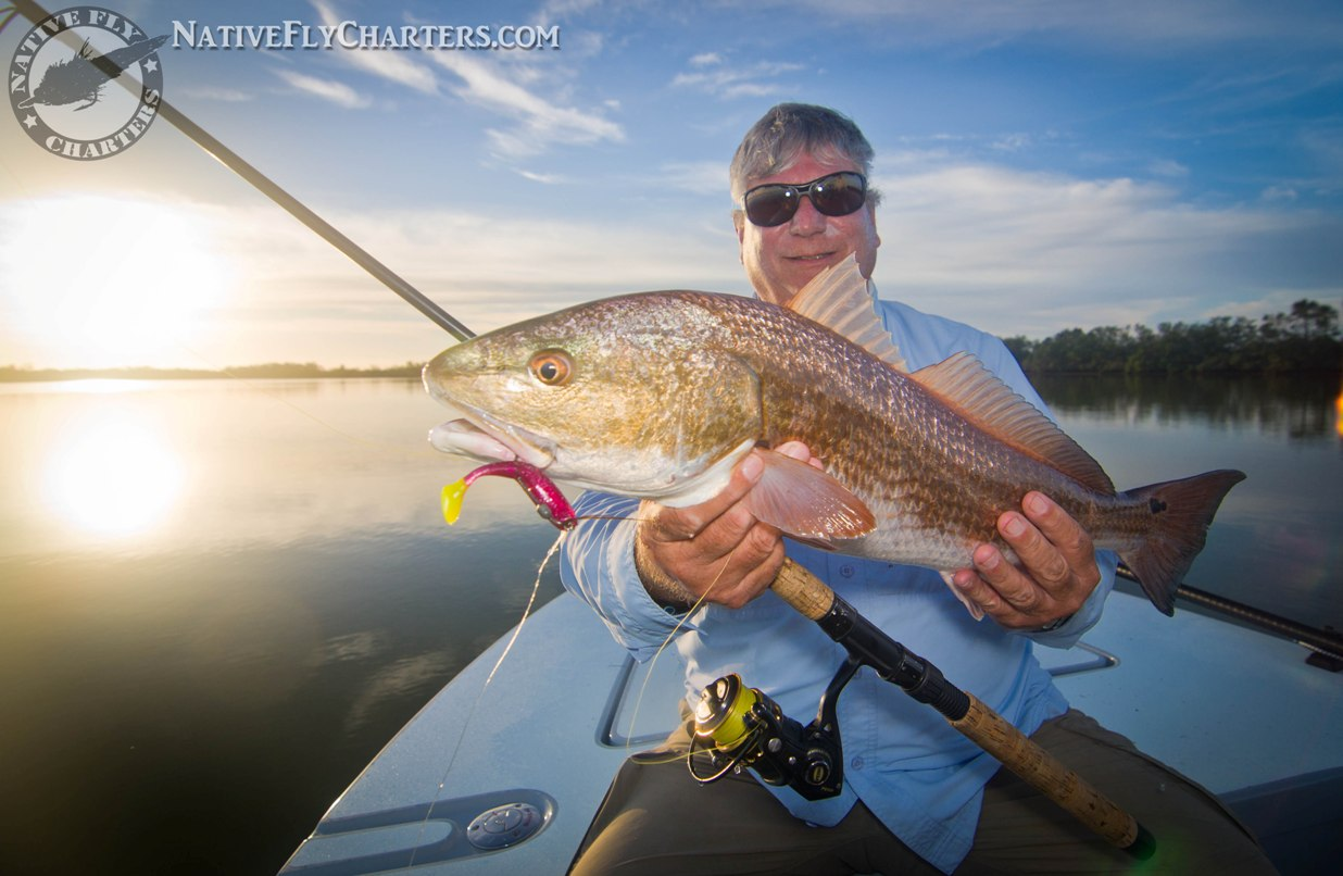 Florida Redfish guide